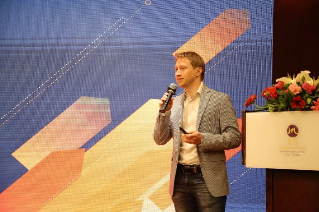 SEMrush CSO Eugene Levin speeches